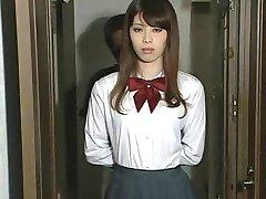 Kisekae schoolgirl bondage