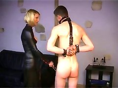 Young French Dominatrix