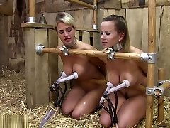 TIED UP AND MILKED Sluts 1