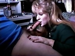 QueenMilf Vintage Blowjob 1996 with swallow (Full)