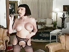 Madame Fatale And Her Dildo