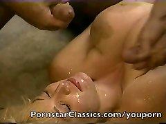 Best classical Pornstar cum facial collection 2