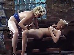 आश्चर्यजनक, पॉर्न स्टार शेरोन जंगली सींग का योनि मुखमैथुन, भयंकर चुदाई, xxx दृश्य