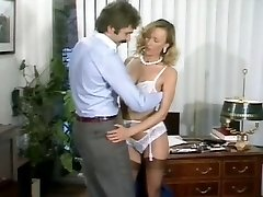 Ursula Gaussmann-Orgy at the office(Gr-2)