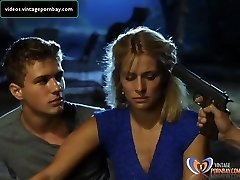 Father Watches Stepmom and Son Pulverizing