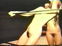 Vintage Bare Wrestling Two