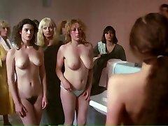 MARIA ROMANO, LORRAINE DE SELLE....Bare (1983)