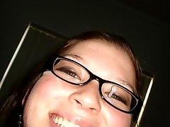 GF in Glasses