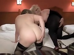 Exotic amateur BBW, 3 Ways xxx video
