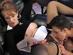 Exotic Homemade clip with Cougar, Underpants and Bikini scenes