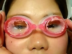 jizz in eye