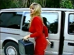 Angel Splatter - Classic Busty Babe