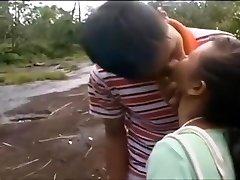Thajský sex vidieka kurva