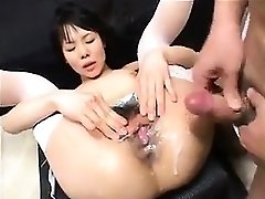 Asian Amateur Squirting Hookup