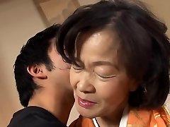 Sixtieth narodeniny Isogai Kimiko 64 rokov