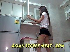 Bangkok Femme De Chambre Enculer Pour De Nouveaux Sac À Main
