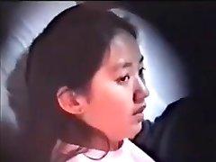 La légende de l'Asie Couple de Fuite Scandale