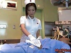 Medicinska sestra Harukaze Amy u nevolji