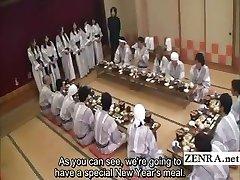 Podnaslov Japonski milfs skupine predigra jedilnico stranka