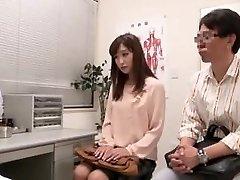 japonský pár chystá plodnosť klinike