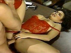 Asian lingerie vintage cooter hammered