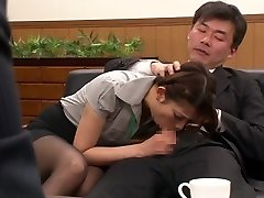 Nao Yoshizaki in Hump Slave Office Woman part 1.2