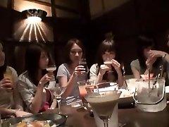 Εξωτικό Ιαπωνικό πόρνη στο Crazy Softcore ταινία JAV