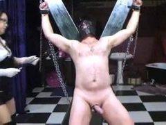 mimosa1 asain Mistress jacks her slave