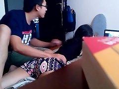 Vietnamese BF's covert webcam for nothing