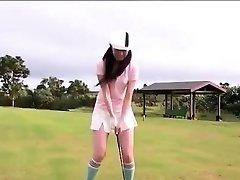 frumoasa seducatoare fata coreeană trage
