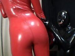 Chinese Spandex Catsuit 69