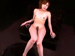 Kinky Chinese whore Rin Sakuragi in Amazing Small Tits, POV JAV movie