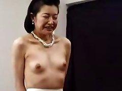 Pouco De Japonês Pixies Crescido A Avó De 6 Sem Censura