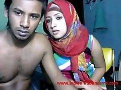 recém-casado indiano srilankan par ao vivo na cam mostrar