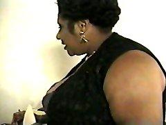 Aiko (Black, Fat BBW) & Notorious D. (Black)