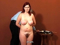 Slavegirl's Elite Ache Auditions - Stella (25 years)