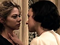 Analeigh Tipton and Marta Gastini in lezzie sex episodes
