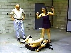 retro pussy caning