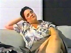 pomocí kladiva jako dildo - svensk retro 90's