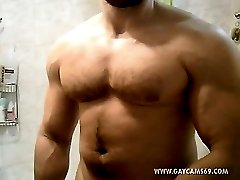 Muscle Gay Live Cam Mastrubation