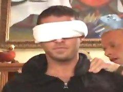 Blindfolded BJ