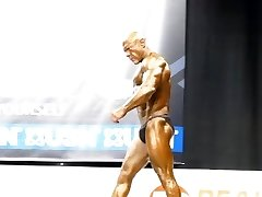 MUSCLEDAD Randall Green - Masters Over 50 - NABBA Universe 2014