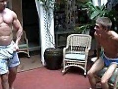 Trenton Ducati Eats Trent ferris&#039_ Sweet Butt Caboose WORSHIP MUSCLES