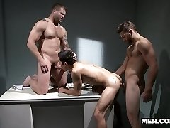 Colby Jansen & Dale Cooper & Tommy Defendi in Undercover Part 2 Movie