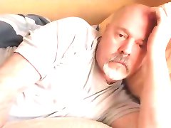 Dad Plays on Webcam
