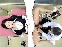 Gynecologist Examination Voyeur Scandal Two