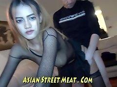 Skinny Leg Filippijnen Fucker