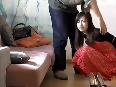 Aziatische Bondage