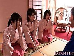 日本艺妓误判在亚洲四海