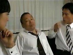 Japanes Vrouw En Baas Man 03
